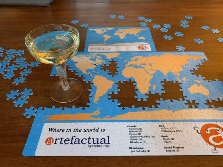 Team Artefactual puzzle